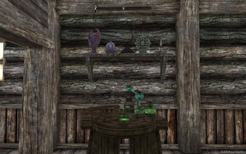 Как создать дом в skyrim creation kit